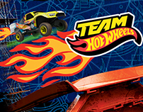 Mattel, Team Hot Wheels